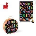 자노드 50플로어퍼즐 몬스터알파벳 그림퍼즐판퍼즐