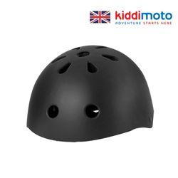 키디모토 헬맷 매트 블랙 헬멧아동용헬멧킥보드헬멧