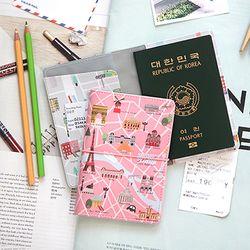 DOROTHY & ALICE PASSPORT CASE VOL.03