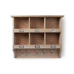 [Garden]Chedworth Wall Unit with Hooks 벽걸이 다용