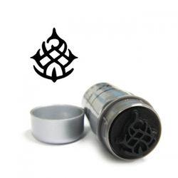 [1+1] 22mm 라지형 타투스탬프 - L04트라이벌