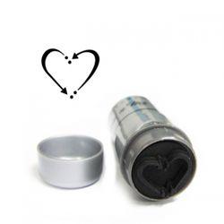 [1+1] 22mm 라지형 타투스탬프 - L08사랑의화살