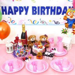 생일파티 테이블세트 2-10인용