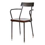 Bone Steel Arm Chair(본 스틸 암 체어)
