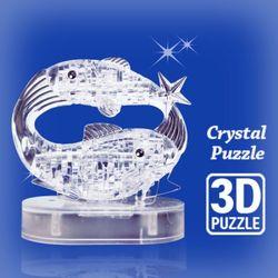 크리스탈 퍼즐 3D 물고기자리