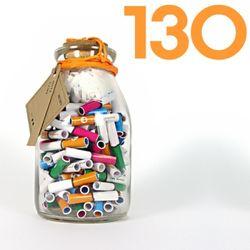 타임캡슐편지 130일 네가지마음 유리병편지