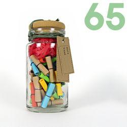 타임캡슐편지 65일 35오색편지 유리병편지