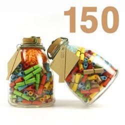 타임캡슐편지 150일편지 종모양 유리병편지