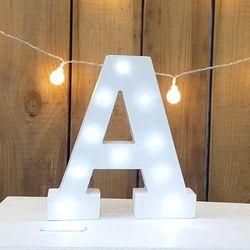 LED 알파벳조명