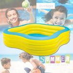 [INTEX]L2937JY Swim Center 비치 웨이브 풀