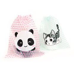 동물 휴대용 방수파우치-대