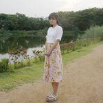 [다함한복] 퓨어 자수 여름 저고리