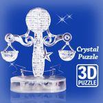 크리스탈 퍼즐 3D 천칭자리