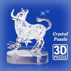 크리스탈 퍼즐 3D 황소자리