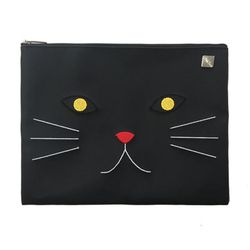 kitty big pouch