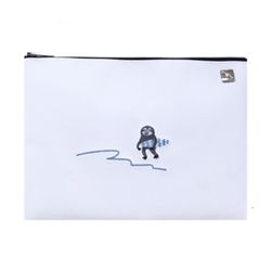 sloth surfer big pouch