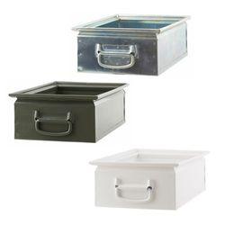 [House]Storage BOX 2 Small 3Colors 다용도박스