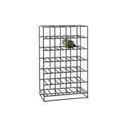 [House]Rack 24 black h67cm 와인렉
