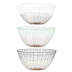 [House]Bowl Deep 3Colors 바스켓