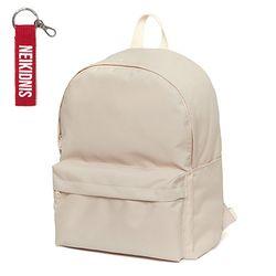 Standard Backpack - Light Beige