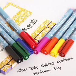 ZIG 쿠레타케 Suitto Crafters Pen - Medium 1.0mm