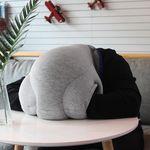 OstrichPillow Origin 마이크로비즈 타조 쿠션 베개