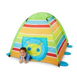 애벌레 텐트