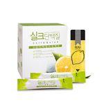 쓰리케어 레몬톡스+실크단백질 세트