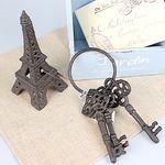 에펠탑과 엔틱열쇠 (열쇠)