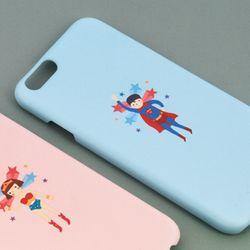 슈퍼맨 아이폰6 & 6S 범퍼케이스(무광)