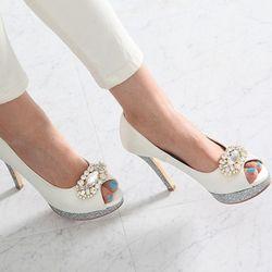 Wedding Shoes웨딩슈즈데코 F