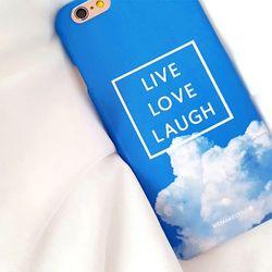 Live Love Laugh 구름