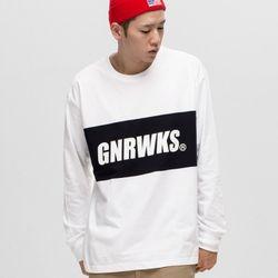 GWL311 LONG SLEEVE - WHITE