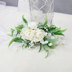 러넌 방울꽃 꽃팔찌