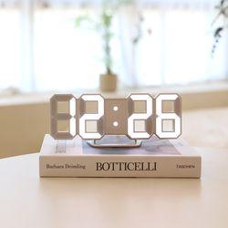 [Mooas] 무아스 미니 LED 클락 - 2Type