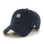 47브랜드 MLB모자 뉴욕 양키즈 네이비 미니로고