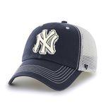 47브랜드 MLB모자 디트로이트 타이거즈 네이비 메쉬