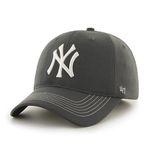 47브랜드 MLB모자 뉴욕 양키즈 차콜 메쉬