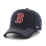 47브랜드 MLB모자 보스톤 레드삭스 네이비 스트레치