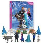 Disney Frozen : My Busy Books 피규어북