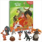 Disney Jungle Book : My Busy Books 피규어북