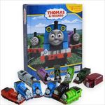 Thomas And Friends 2 : My Busy Books 피규어북