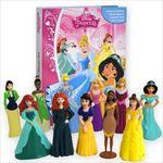 Disney Princess : My Busy Books 피규어북