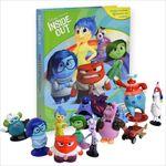 Disney Pixar Inside Out : My Busy Books 피규어북