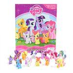 My Little Pony : My Busy Books 피규어북