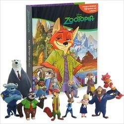 Disney Zootopia : My Busy Books 피규어북