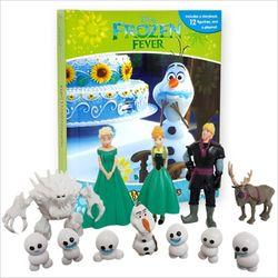Disney Frozen Fever Olaf : My Busy Books 피규어북