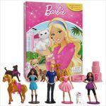Mattel Barbie : My Busy Books 피규어북
