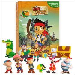 Disney Jake Neverland : My Busy Books 피규어북