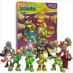 Nick Half-Shell Ninja Turtles : My Busy Books